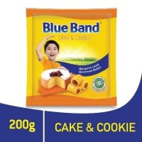 Blue Band Cake & Cookies 200gr