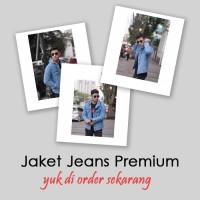 Jaket Jeans Bioblitz / Jaket Levis Bioblitz / Jaket Denim Bioblitz