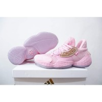 Sepatu Basket Adidas Harden 4 Low Pink Lemonade