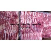 NON HALAL Smoked Pork Bacon Fenomenal 1 kg Khusus Grab Gojek