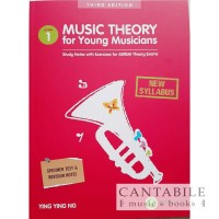 Buku Music Theory for Young Musician Grade 1