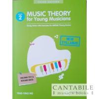 Buku Music Theory for Young Musician Grade 2