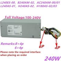 Power Supply L240ES-00 L240AM-01 AC240AM-00 H240AS-02 Dell 3650 3040