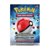Pokemon Game Kartu Koleksi Starter Deck GX Matahari & Bulan (TCG)