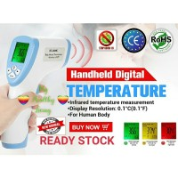 Termometer IR Infra Merah Non Kontak Non Contact Thermometer NewNormal