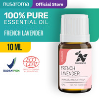French Lavender Oil ( Organic ) 10 ml | 100 % Pure & Natural Essential