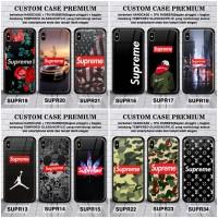 custom case supreme vivo v5,v5 plus,v7,v7 plus,v9,v11,v11 pro casing