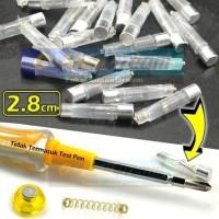Refill Lampu Test Pen Bulb 220v Obeng Tespen Tes Bola Electroscope Neo