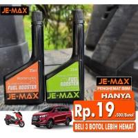 JEMAX Penghemat BBM Bensin Solar Oktan Booster Mobil & Motor JE-MAX - Untuk Mobil