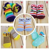 Kaos Kaki Bayi / Kaos Kaki Bayi Anti Slip / Alas Kaki Bayi / Baby Sock