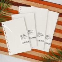 Panmomo Loose Leaf Binder Paper A5 / KERTAS BINDER MURAH / LOOSELEAF