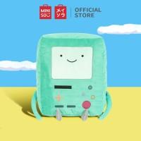 MINISO Boneka Mainan Bantal Karakter Adventure Time Lucu Toy XXL - BMO