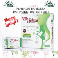 Pembalut Bio Seleza Pantyliner 180 Pcs ( 6 Bks )