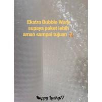 Ekstra Bubble Warp Supaya Barang Aman Sampai Tujuan