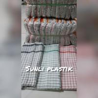 Serbet dapur kotak murah / kain lap serbaguna