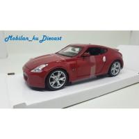 Diecast 2009 Nissan 370Z Maisto SE 1:24