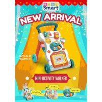 Bebe Smart Mini Activity Walker Basic Series