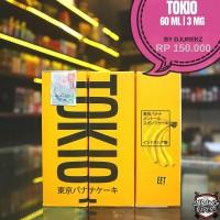 TOKIO BANANA LIQUID 60ML BY DJUREKZ