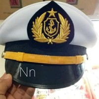 Topi Pet PDU Pelayaran