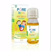 Pure Kids / Pure Baby Aise Belly Natural 60 ml