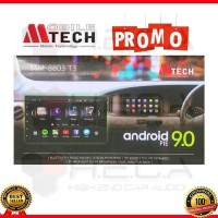 Mtech MM-8803T3 Android Head Unit Double Din 7inch Tape mm-8803 T3
