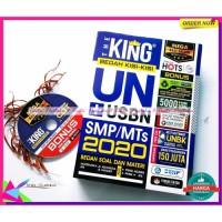 BUKU THE KING BEDAH KISI-KISI TERLENGKAP SOAL HOTS UN + USBN SMP 2020