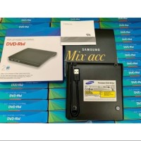 Portable DVD Writer (DVD - RW External) Samsung DVD RW optical drive.