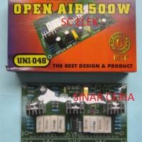 """KIT HIGH END Module Power Amplifier """" OPEN AIR """" 500w Modul Power"""