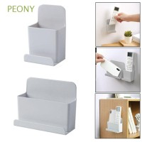 PEONY Case Sticky Mobile Phone Plug Holder Stand Rack Container Air
