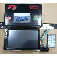 Double Din Mp5 Deckless F8 7inch All New Avanza Xenia
