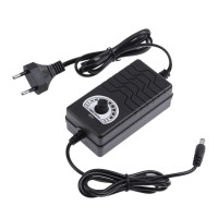 AC-DC 1v-24v 2A 48W Power Supply Adapter Motor Speed Controller