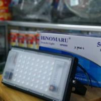Lampu Sorot Led- Flood Light Hinomaru 50w-Putih aneka onderdil