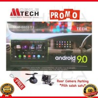 Mtech MM-8803T3 Android Head Unit Double Din 7inch MM-8803 T3 camer