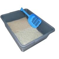 Cat Litter Box / Bak Pasir Kucing ukuran JUMBO khusus GRAB & GOJEK