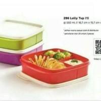 Ready Stock Lolly tup Tupperware Kotak makan Lunch box
