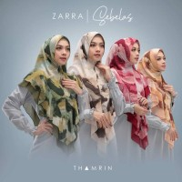 New Sale Jilbab Khimar Zarra Sebelas 11 Ori Thamrin Original