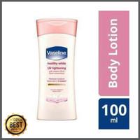 ORIGINAL Vaseline Healthy White UV Whitening B3 Hand Body Lotion 100m