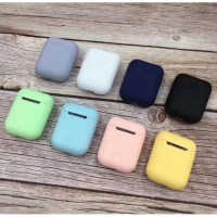 TWS i12 Macaron Touch Button Bluetooth 5.0 Earpods 3D Stereo Wireless
