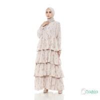 Dress Muslim Original | Atiya Layer Abu | Gamis Tazkia Hijab Store