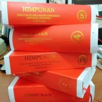 HIMPUNAN PERUNDANG-UNDANGAN REPUBLIK INDONESIA 2019