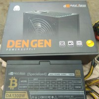 PSU DIGITAL ALLIANCE 1300 W 80 PLUS GOLD GARANSI RESMI