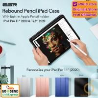 "ESR Rebound Pencil iPad Pro 11 - 12.9"" 2020 Case Smart Casing"