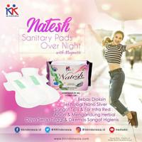 Pembalut Kesehatan Natesh Night