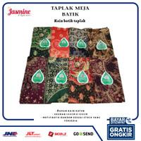 Taplak Meja batik kain batik taplak meja guru kain taplak meja bordir