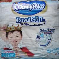 Mamy Poko Royal soft tape L 62
