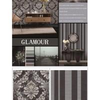 wallpaper dinding vinyl premium bertekstur Glamour 8