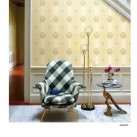 Wallpaper dinding vinyl premium bertekstur Amore7