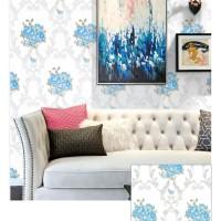 wallpaper dinding vinyl premium bertekstur Amore 2