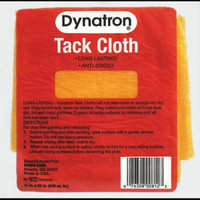 Dynatron 3M Yellow Tack Cloth 812