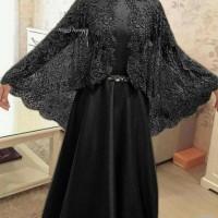 Hot Kebaya Modern Hijab Remaja Style Modis Cantik Anggi Brukat Two